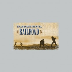 Transcontinental Railroad...