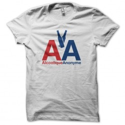 Tee shirt Alcoolique...