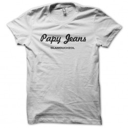 T-shirt Papy jeans parody...