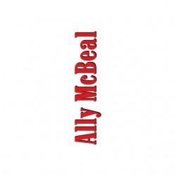 Ally McBeal white...