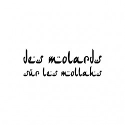 T-shirt moles on the...