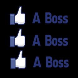 Tee Shirt like a boss...