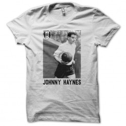 Johnny Haynes white...