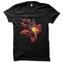 T-shirt video game shooter...
