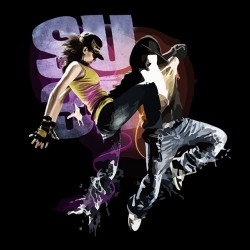 Step up dance shirt in...