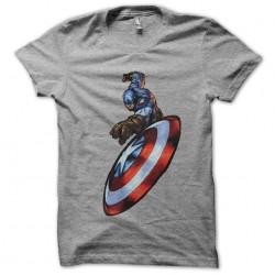 Comic Captain america...