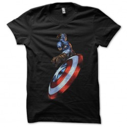 Tee shirt comic Captain...