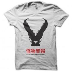 Tee shirt Kaiju monster...