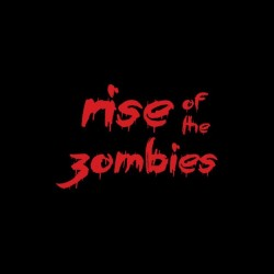Tee shirt Rise of the zombies  sublimation