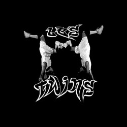 T-shirt Les Twins black sublimation