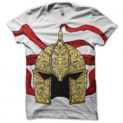 tee shirt  Casque de Guerre sublimation