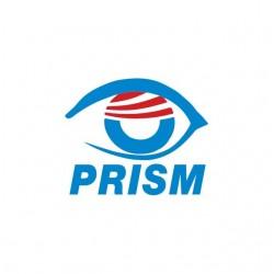 Prism program parody Obama white sublimation t-shirt