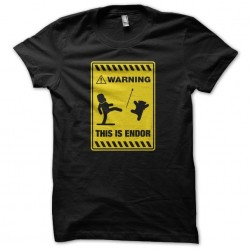 Warning this is Endor black...