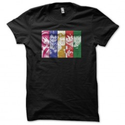 Manga hero t-shirts...