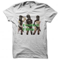 Fashion T-shirt Killas white sublimation