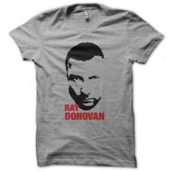 Ray Donovan face silhouette...