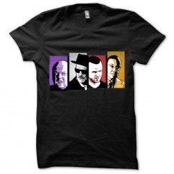 Breaking bad faces T-shirt...