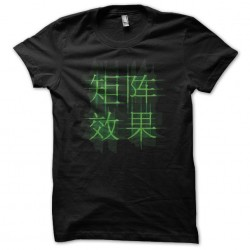 T-shirt Chinese Ideograms...