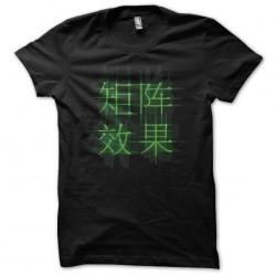 Tee shirt Idéogrammes...