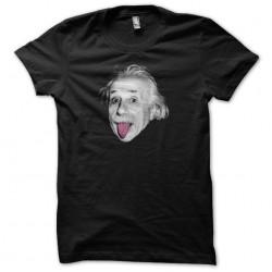 Albert Einstein pink tongue...