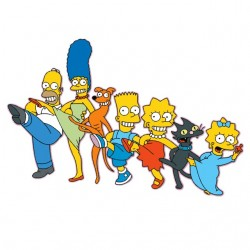 Simpson Dance white...