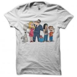 T-shirt serie tv American...