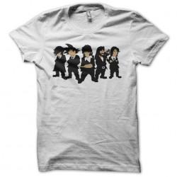 Tee shirt Manga parodie Reservoir Dogs  sublimation