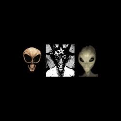 Tee shirt Démons et Extraterrestres  sublimation