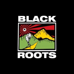 Tee shirt Black Roots  sublimation
