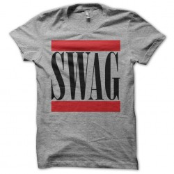 T-shirt Swag parody Run DMC...
