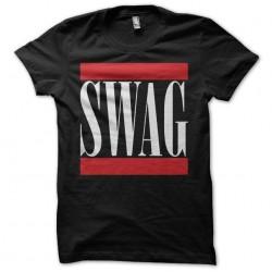 T-shirt Swag parody Run DMC...