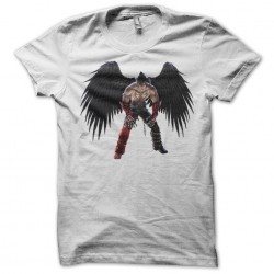 Tee Shirt Jin jeu video street fighter wing  sublimation