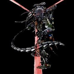 Predator t-shirt aimed laser black sublimation