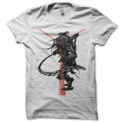 Predator T-shirt aimed at...