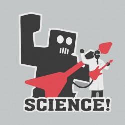 Tee shirt science & rocks...