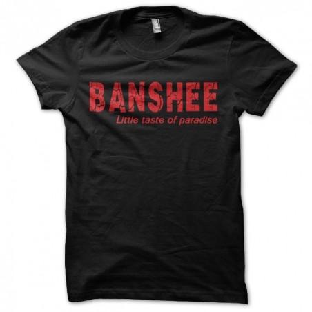 Tee shirt Banshee Little taste of paradise  sublimation