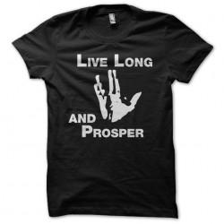 Tee shirt Star Trek Live...