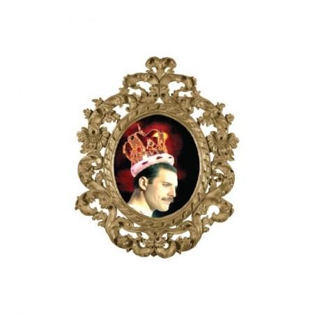 Tee shirt Queen Freddie Mercury portrait  sublimation