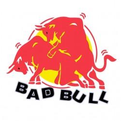 Bad bull parody red bull...