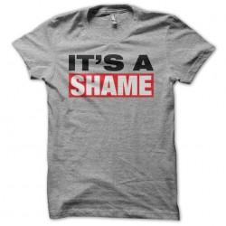 It's a gray shame...