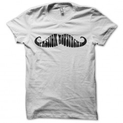 Tee shirt Passion moustache...