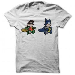 T-Shirt batman parody 8 bit...