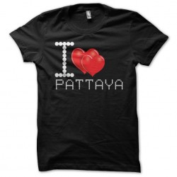 Tee Shirt i love pattaya...