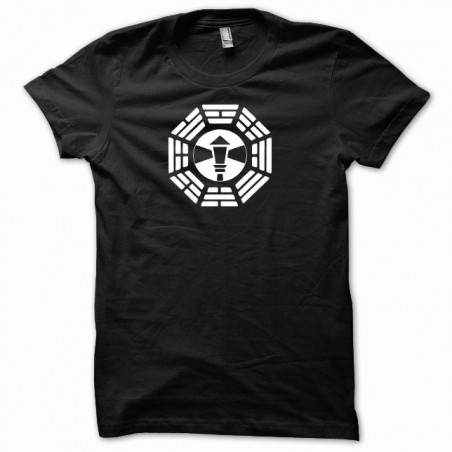 T-shirt La Lanterne parody Lost The Missing black sublimation