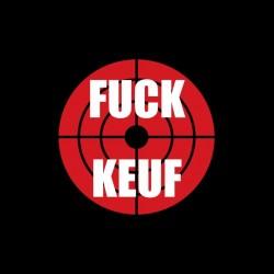 Tee shirt Fuck Keuf cible...