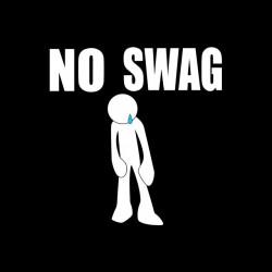 Tee shirt No Swag...
