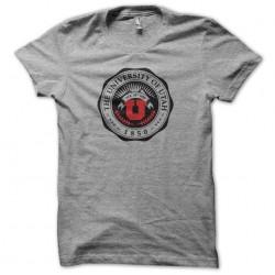 University of Utah gray seal sublimation t-shirt