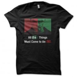 T-shirt Dexter Breaking Bad...