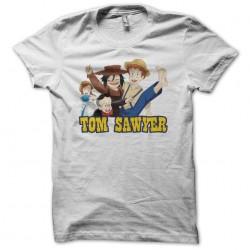 T-shirt Tom Sawyer white...