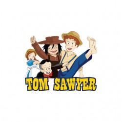 Tee shirt Tom Sawyer  sublimation